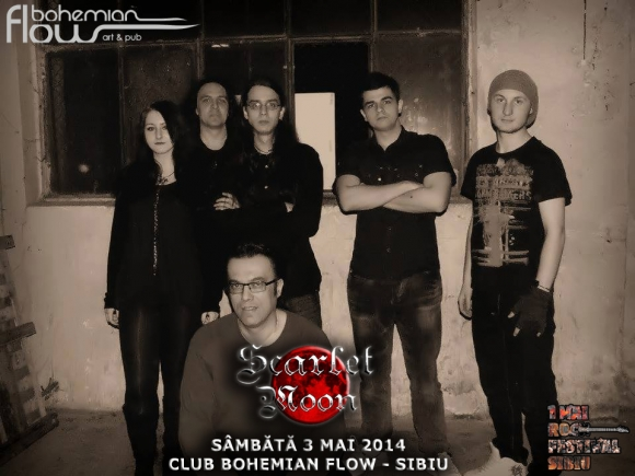 SCARLET MOON (symphonic metal/Bucuresti)