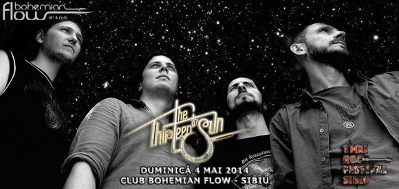 THE THIRTEENTH SUN (atmospheric rock metal/Brasov)