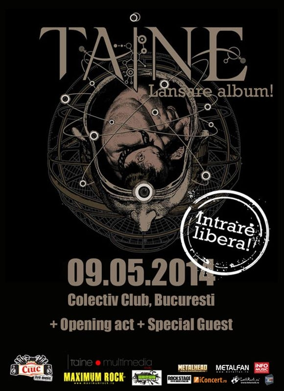 Concert special Taine in Club Colectiv din Bucuresti