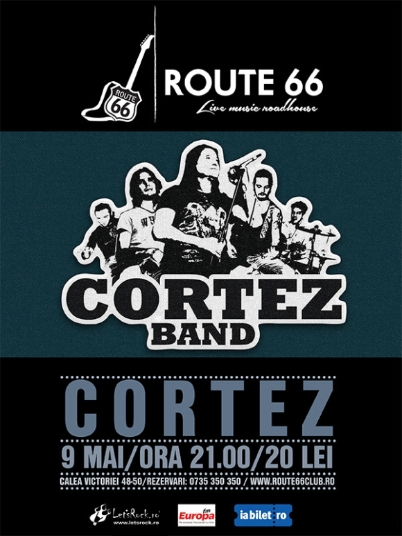 Concert Cortez in Route 66