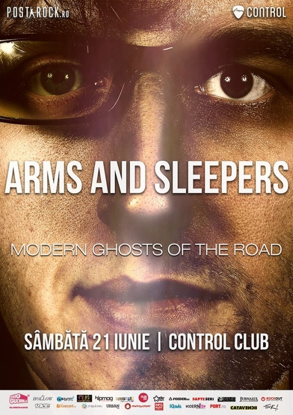 Concert Arms And Sleepers si Modern Ghost of the Road in Club Control