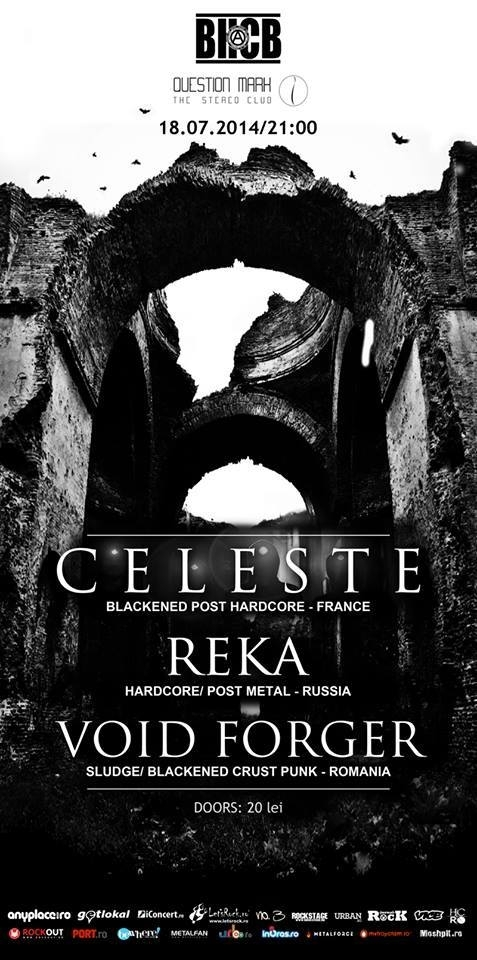 Concert Celeste, Reka si Void Forger in Question Mark