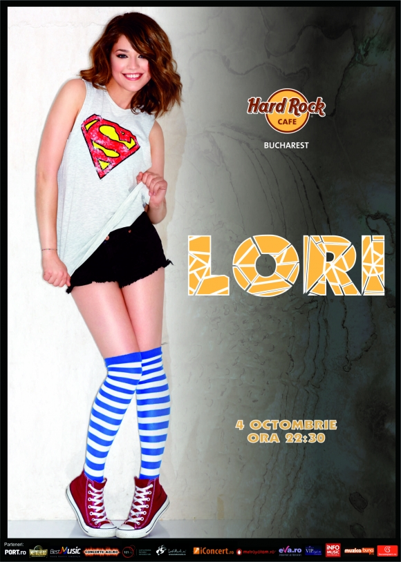 Concert Lori in Hard Rock Cafe