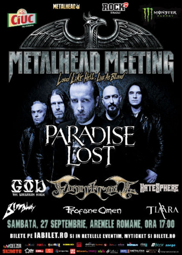 Program si reguli de acces la Metalhead Meeting 2014 bis