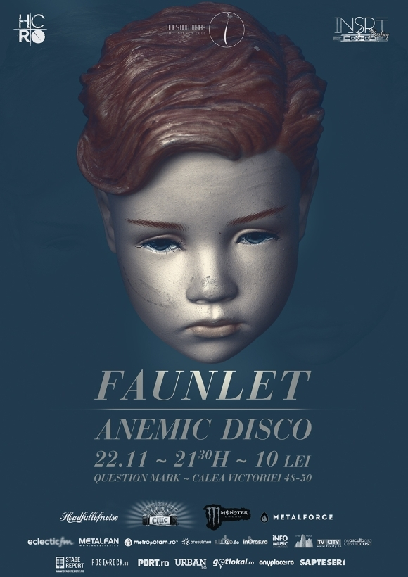 Concert Faunlet si Anemic Disco in Question Mark
