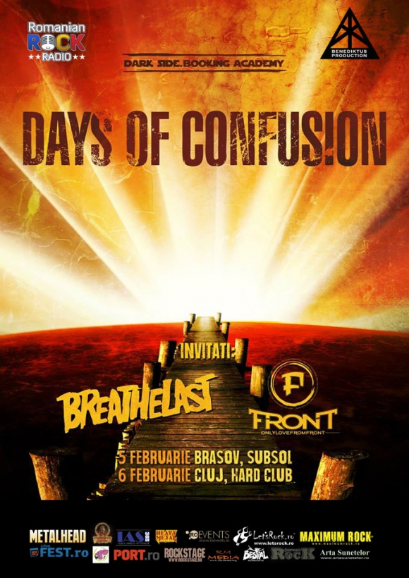 Concert Days of Confusion si Breathelast in Subsol Club