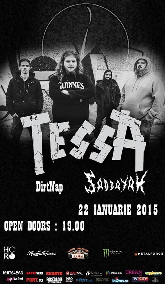 Concert Tessa, Saddayah si DirtNap in Question Mark