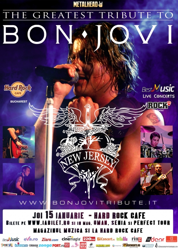 O categorie de bilete - sold out - la Best Tribute to Bon Jovi
