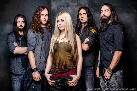 """Eye Of Providence"" - noul album The Agonist"