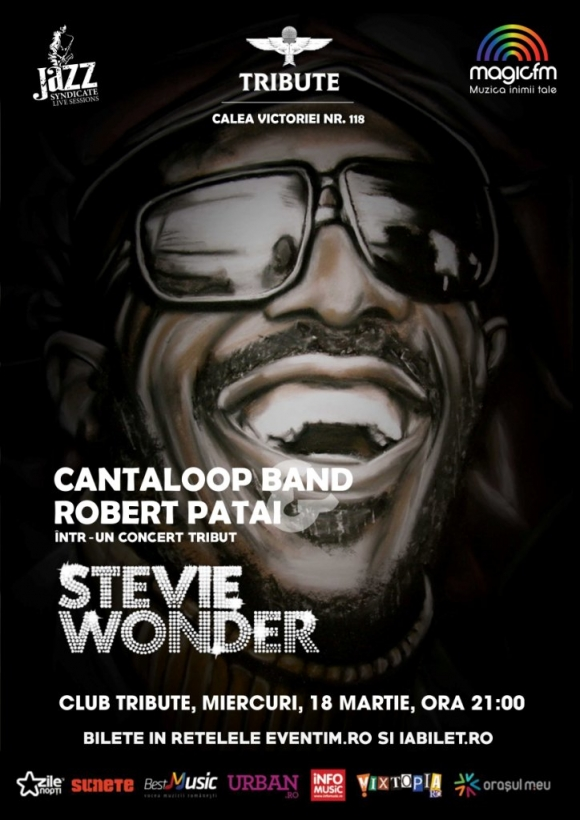 Cantaloop featuring Robert Patai - tribut Stevie Wonder in Club Tribute