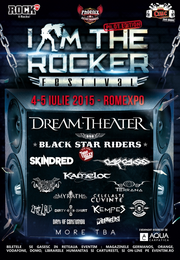 Kempes si Days of Confusion se alatura festivalului I Am The Rocker