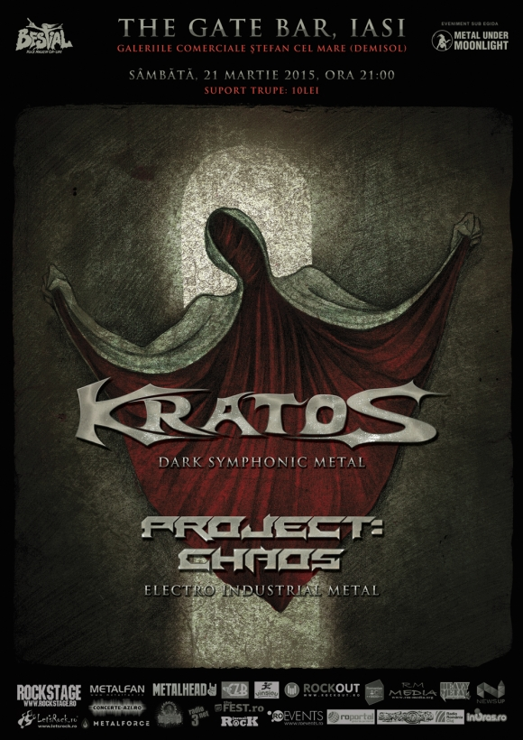 Kratos si Project Chaos live in Iasi