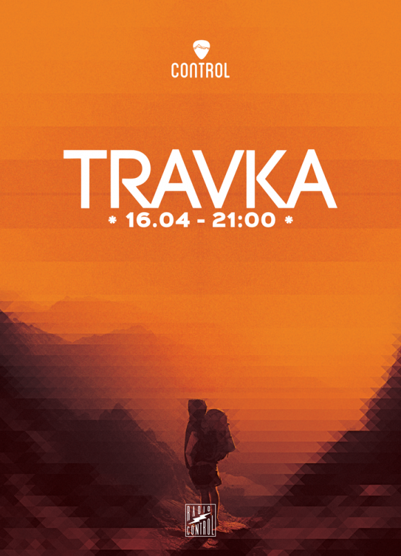Concert Travka in Club Control, 16 aprilie 2015