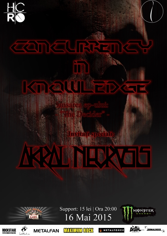 Concurrency in Knowledge lanseaza in Question Mark primul EP