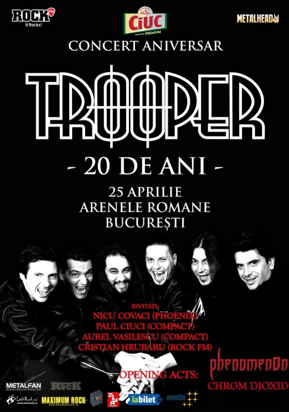 Reguli de acces la Trooper20