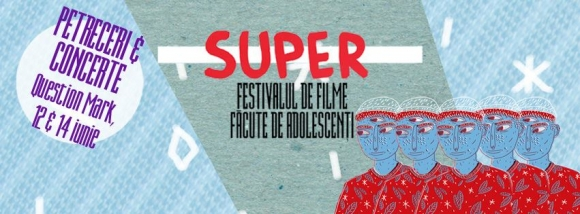Petrecerile din cadrul Festivalului Super la Cinema Studio, Plantelor 47, Question Mark si Carturesti