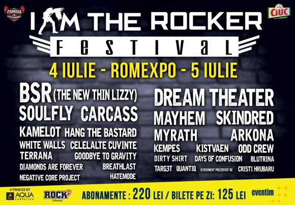 Jordan Rudess - Dream Theater va invita la I AM THE ROCKER