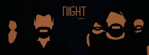 "Trupa Pixels lanseaza un nou single, ""Night"""