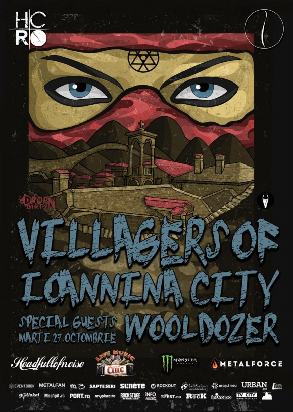 Concert Villagers of Ioannina si Wooldozer in Question Mark