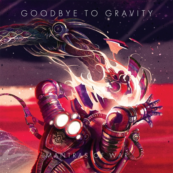 Trupa Goodbye to Gravity lanseaza albumul 'Mantras of War' in format digital