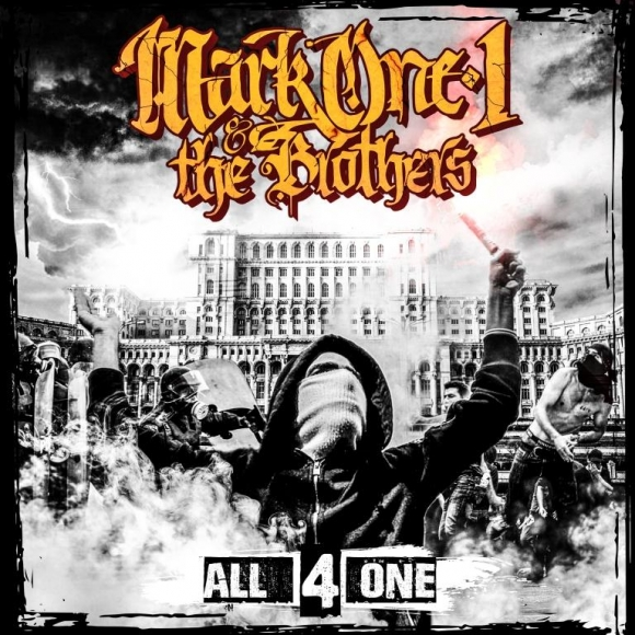"MarkOne1 & The Brothers lanseaza EP-ul ""All4One"" in format digital"