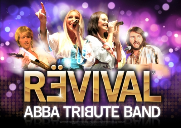 Abba Tribute Band Revival in concert la Hard Rock Cafe