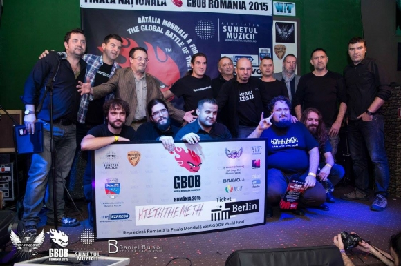 Compilatia Global Battle of the Bands 2015 a fost lansata in format digital