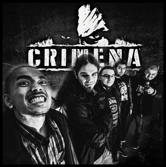 CRIMENA lanseaza Chapter One: divine betrayal, primul album de studio