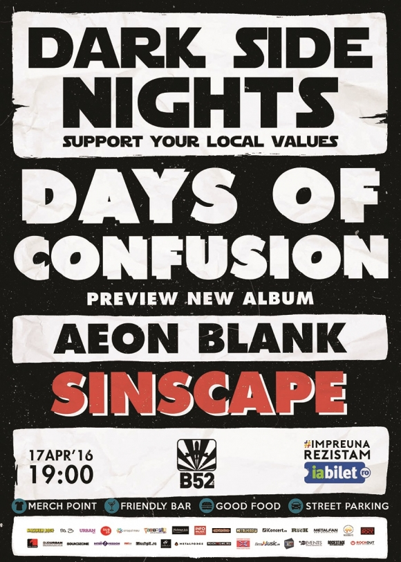 Concert Days of Confusion si lansarea single-ului 'Eternal Summer'