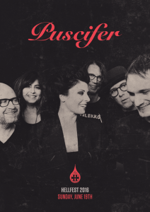 Hellfest 2016: Line-up complet si Puscifer vor canta in locul trupei Down