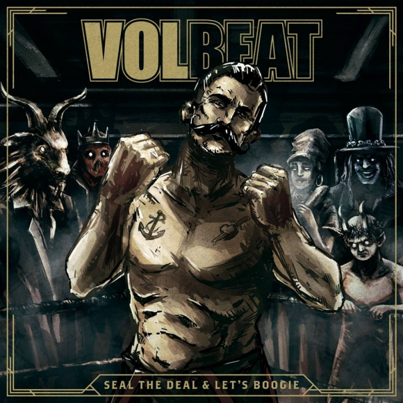 Trupa Volbeat a lansat 'Seal The Deal & Let's Boogie'