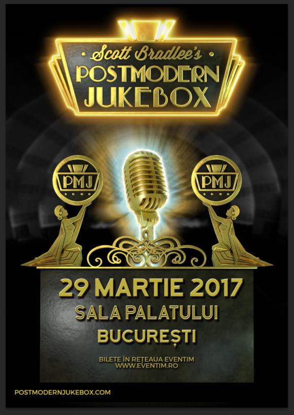 Postmodern Jukebox revine la Bucuresti