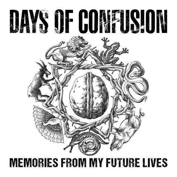 Trupa Days of Confusion lanseaza 'Memories from my future lives'