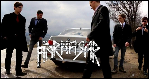 Concert Harmasar la Bucuresti in cadrul turneului de lansare a albumui 'Din Pamant'