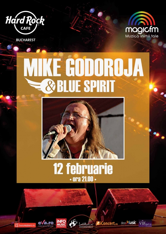 Concert Mike Godoroja & Blue Spirits in Hard Rock Cafe