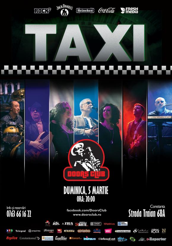 Taxi la Constanta