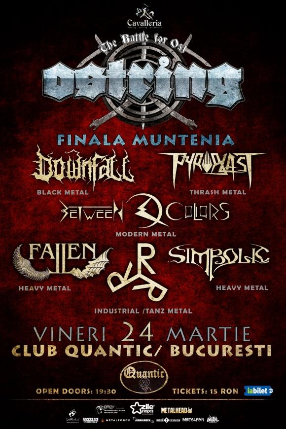 Finala Muntenia OSTRING 2017 in Quantic Club