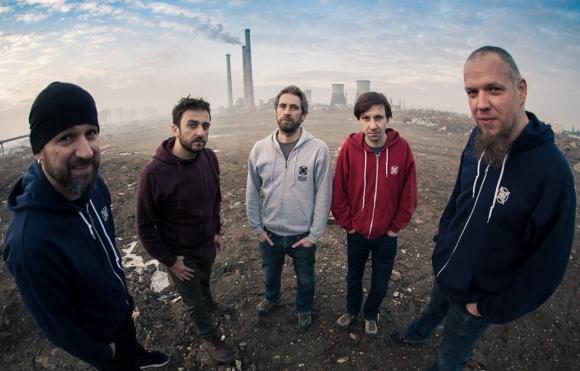 Trupa Implant Pentru Refuz a lansat videoclipul piesei 'Diluviu'