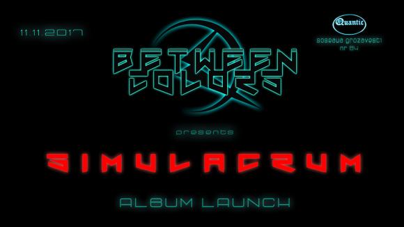 Cei de la Between Colours anunta lansarea noului lor album 'Simulacrum'