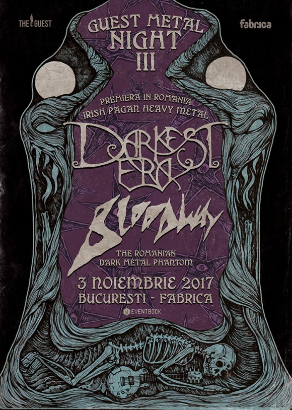 Darkest Era si Bloodway in Fabrica