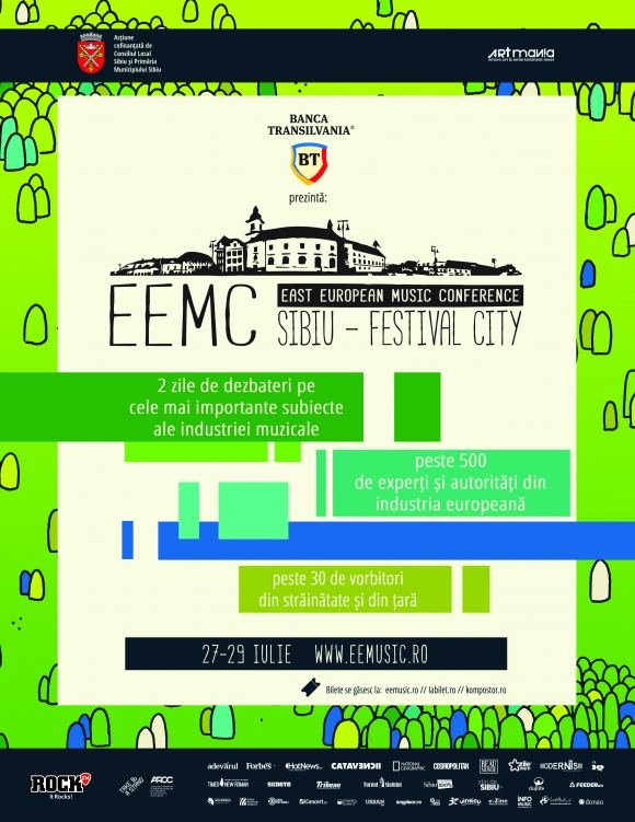 Programul East European Music Conference