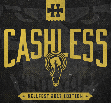 HELLFEST 2017: Cashless