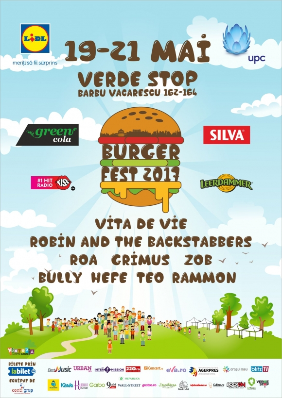 Programul Burgerfest 2017 si regulile de acces