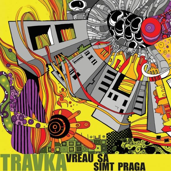 Trupa Travka a aniversat 15 de activitate ani si a lansat in premiera pe CD albumele 'Vreau sa simt Praga' si 'Okean'