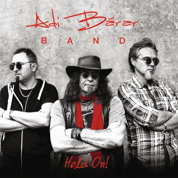"""Concert Adi Barar Band la Bucuresti pentru lansarea albumului """"Hold On"""""""