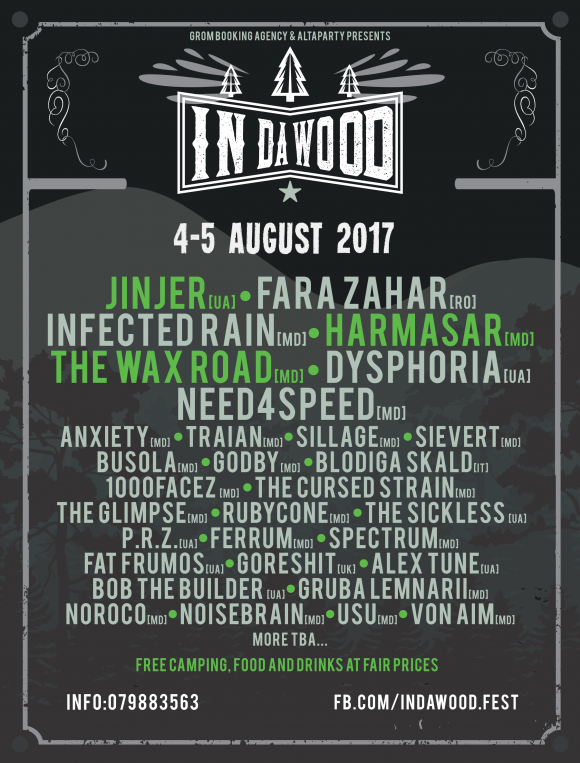 In Da Wood Fest in Padurea Durlesti