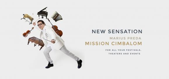 Marius Preda lanseaza albumul 'Mission Cimbalom' in cadrul Festivalului de jazz de la Garana