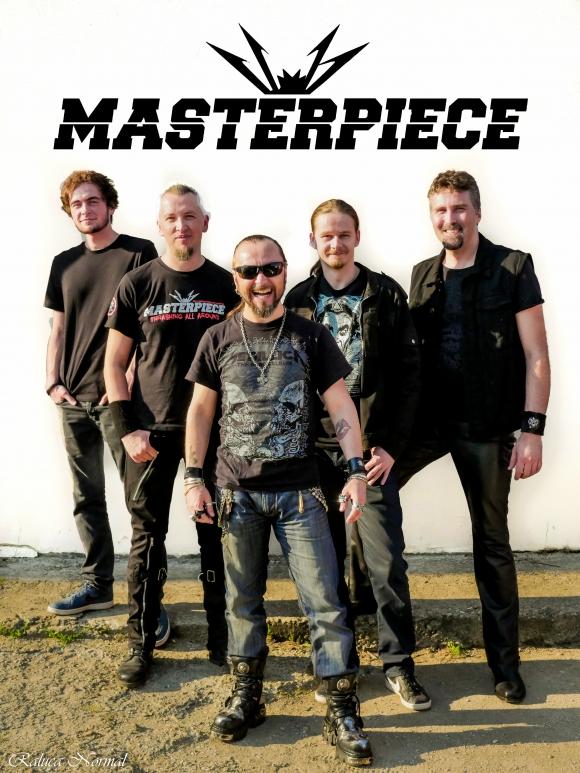 Trupa Masterpiece (tribut Metallica) anunta o schimbare in componenta