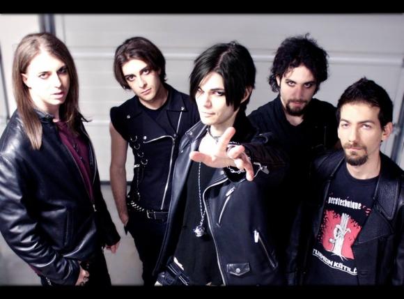Trupa Nexus a semnat cu Agoge Records