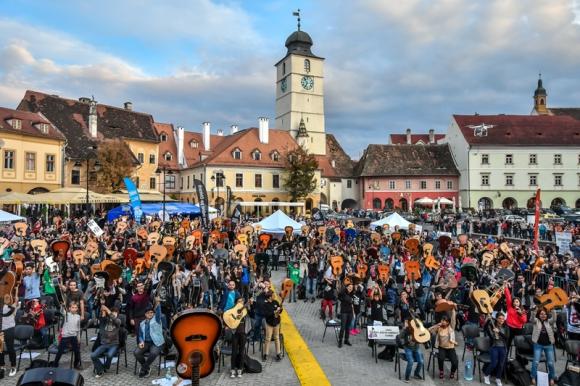 ARTmania sustine Sibiu Guitar Meeting